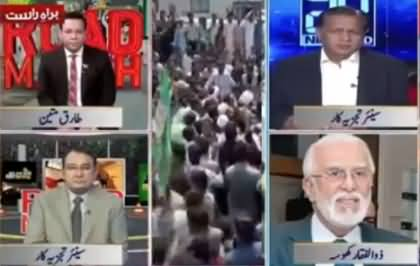 Zulfiqar Khosa Reveals Why Chaudhry Nisar Is Angry With Nawaz Sharif