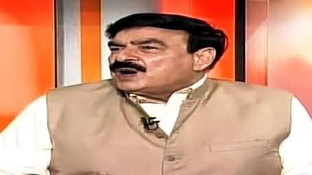 Zulfiqar Mirza Ne Zardari Ka Gand Nikal Kar Samne Rakh Diya Hai - Sheikh Rasheed